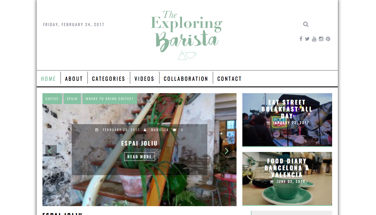 Specialty Coffee in Barcelona - the exploring barista