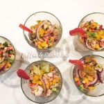 Gluten-free mexican brunch–Lucy house thanks to WithLocals-Tropical ceviche