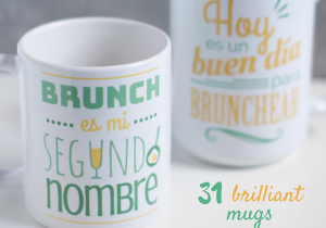 31 Mugs Brilliant gift ideas