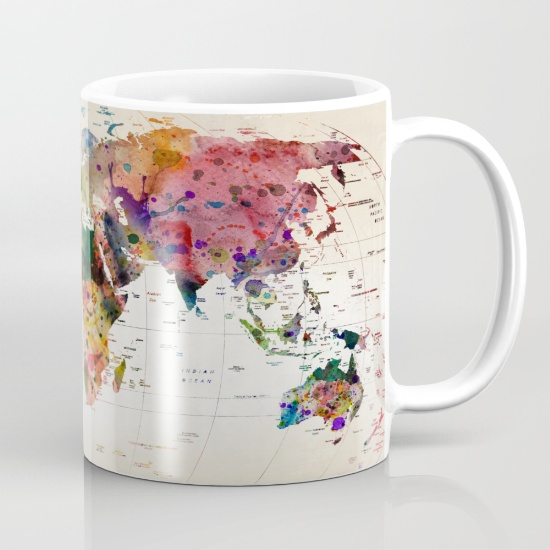 Mug gift idea for travelers