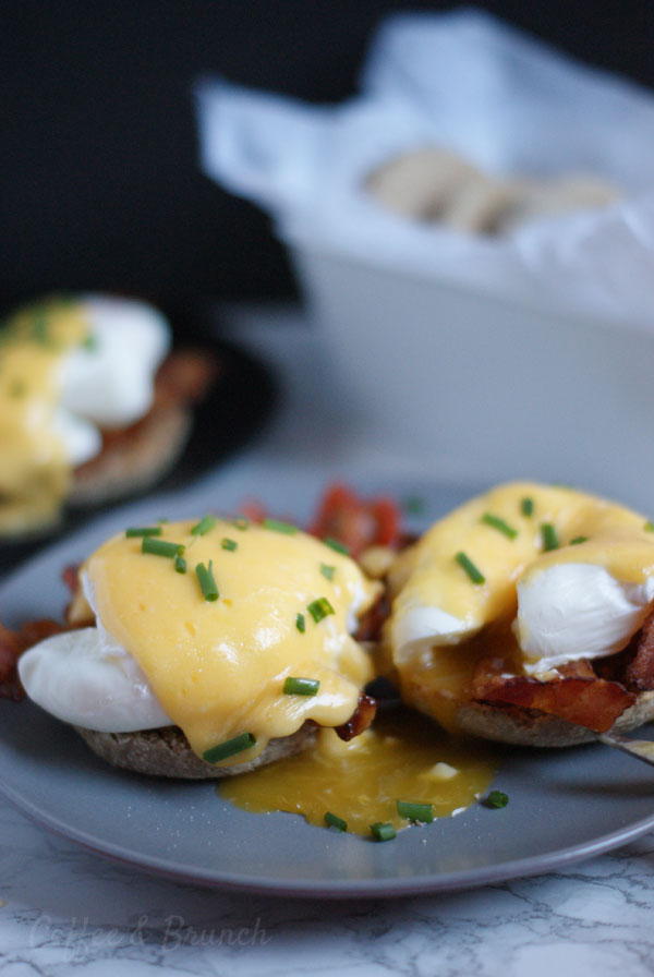 How to prepare the best eggs benedict - brunch recipe